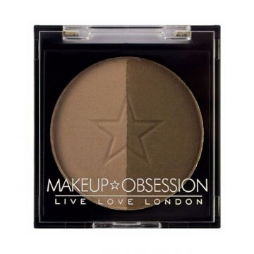 Makeup Obsession Brow - BR105 Medium Brown - j4g