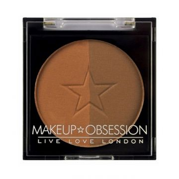 Makeup Obsession Brow BR106 Caramel Brown