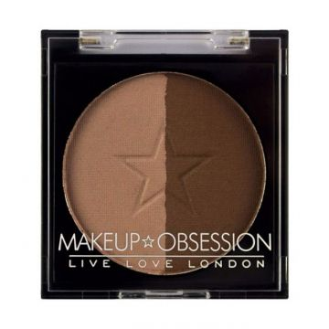 Makeup Obsession Brow - BR107 Dark Brown