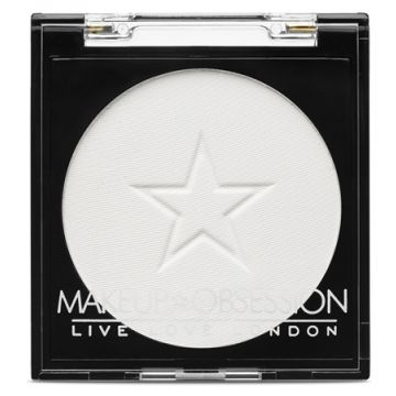 Makeup Obsession Eyeshadow - E105 White Out