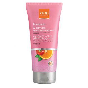 VLCC Mandarin & Tomato Natural Fairness Face Wash 175 ml