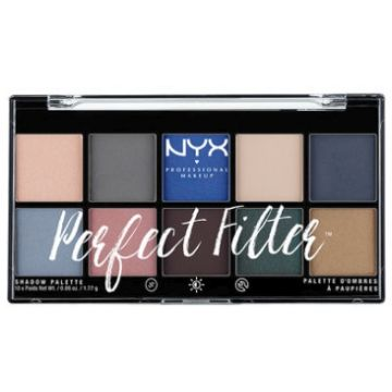 NYX Perfect Filter Shadow Palette - PFSP05 Marine Layer