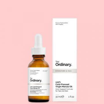 The Ordinary Hydrators & Oils 100% Cold-Pressed Virgin Marula Oil - 30ml - US