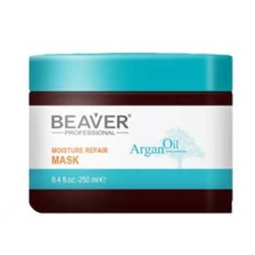 Beaver Argan Oil Moisture Repair Mask - 250ml