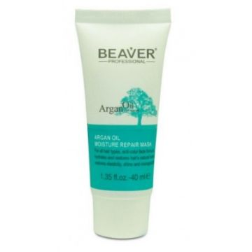 Beaver Argan Oil Moisture Repair Mask - 40ml