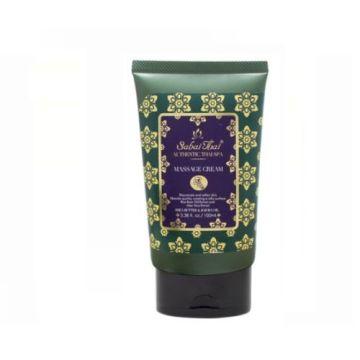 Sabai Thai Massage Cream Rice Milk 100Ml (Tube) - SBT-070