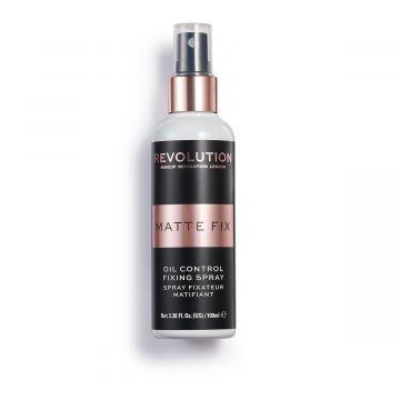 Makeup Revolution Oil Control Fixing Spray - 100ml