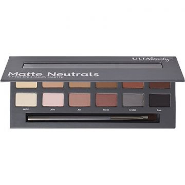 Ulta Beauty 2 Piece EyeShadow Palette - Matte Naturals it is exclusively available at just4girls.pk