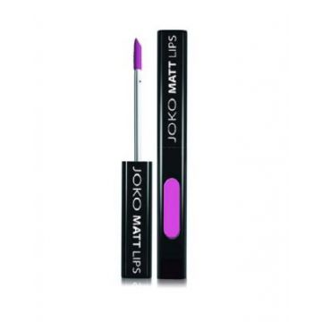 Joko Lipgloss MATT Lips - It`s Genius - 060 Pink Glow - NJPM20129-B