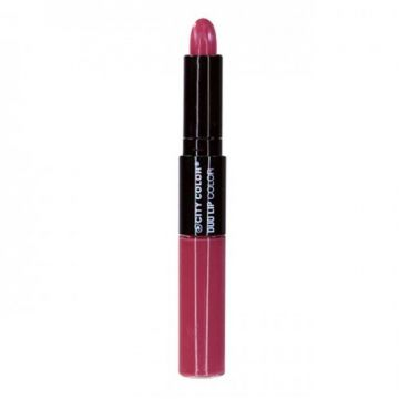 City Color Dual Lip Color - Mauve - BB