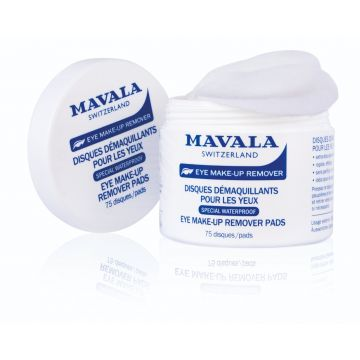 Mavala Eye Make-up Remover Pads 75 pcs - 9093420