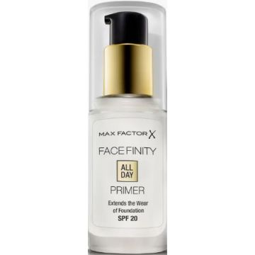 Max Factor Facefinity All Day Primer - 4084500110427