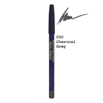 Max Factor Kohl Eye Liner Pencil - 050 Charcoal Grey