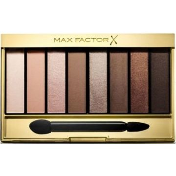 Max Factor MasterPiece Nude Palette - 01 -  Cappuccino Nude - 4084500876460