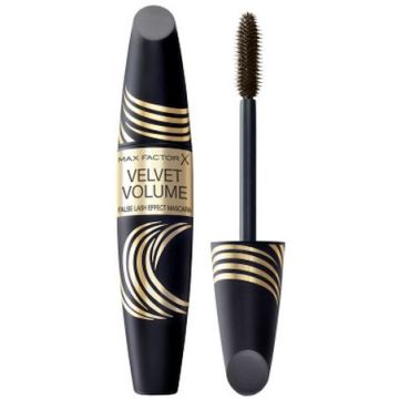 Max Factor Velvet Volume False Lash Effect Mascara - Black/Brown - 4084500683273