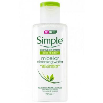 Simple Skincare Kind To Skin Cleansing Water Micellar 200ml
