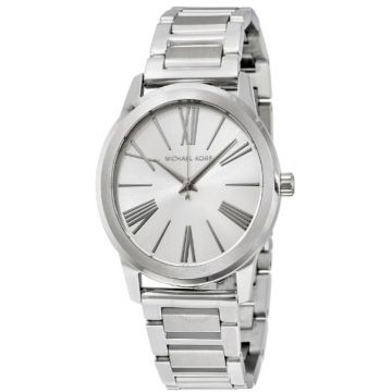 Michael Kors MK3489 Hartman Stainless Steel Bracelet Ladies Watch