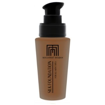 Masarrat Misbah Makeup Silk Foundation - Mocha