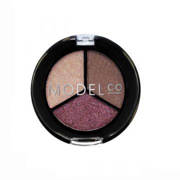 Model Co Metallic Eyeshadow Trio - Positano - MB