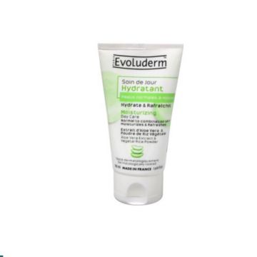 Evoluderm Moisturizing Day Care Cream - 50ml