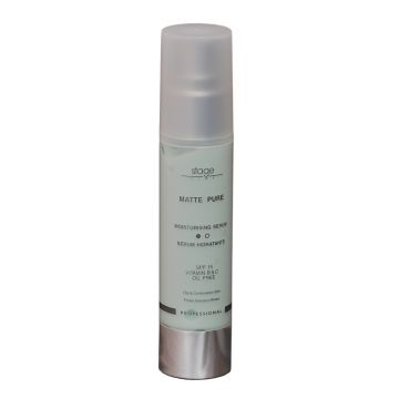 Stageline Matt Pure Moisturizing Serum - 50ml