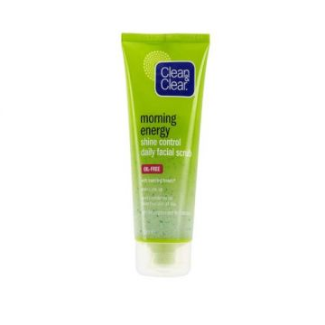 Clean & Clear Daily Facial Wash, Morning Energy, Shine Control - 150ml - 3574660682168