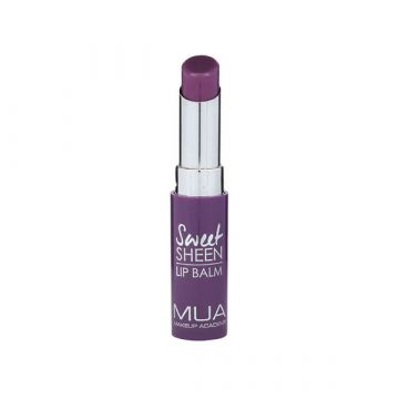 MUA Lip Sweet Sheen Tint - Purple Pizzazz