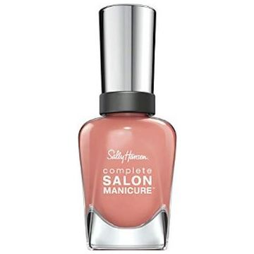 Sally Hansen Complete Salon Manicure Nail Polish - CSM Peach of Cake