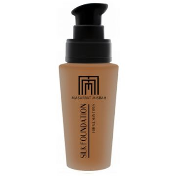 Masarrat Misbah Makeup Silk Foundation - Natural Warmth