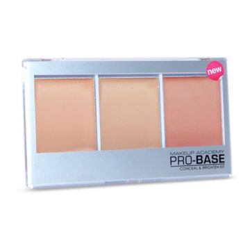 MUA Pro-Base Conceal & Brighten Kit - Natural