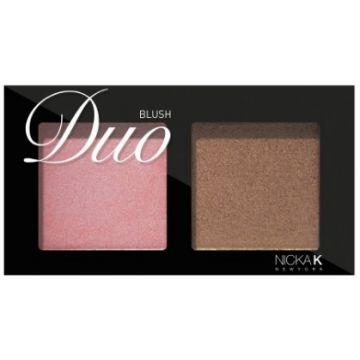 Nicka K Duo Blush - NDO01