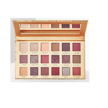 Makeup Revolution Pro New Neutral Shadow Palette