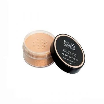 MUA Professional Loose Powder - Neutralising Apricot