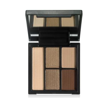 E.L.F Clay Eyeshadow Palette - 81921 Necessary Nudes
