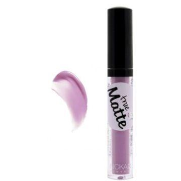 Nicka K True Matte Lip Color - NTM19 Vivid Orchid - j4g
