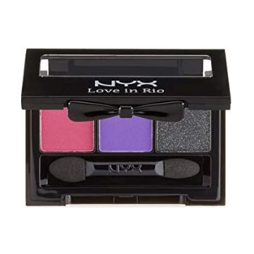 NYX Love In Rio Eyeshadow Palette - Nighttime In Rio (LIR11) - MB