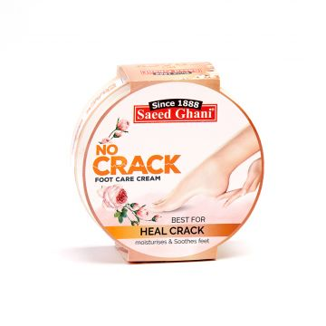 Saeed Ghani No Crack Foot Care Cream - 180gm - 8964000259467