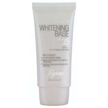 Luscious Whitening Base SPF 35 - Normal to Dry Skin