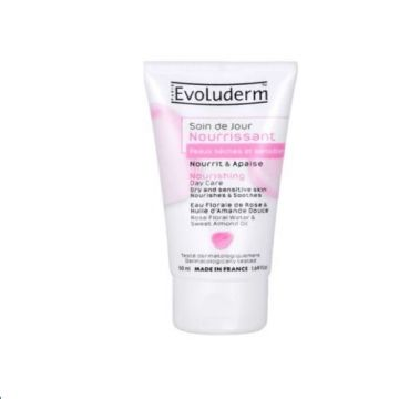 Evoluderm Nourishing Day Care - 50ml