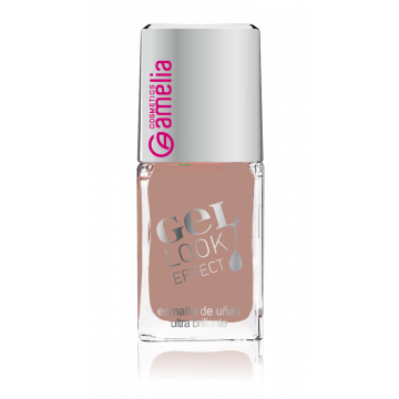 Amelia Gel Look Effect Nail Polish - Nude
