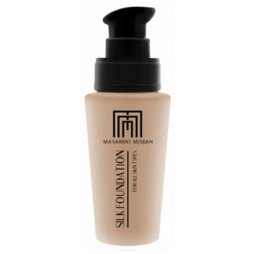 Masarrat Misbah Makeup Silk Foundation - Nude