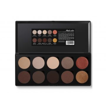 Amelia Professional Eyeshadow Kit - Nude