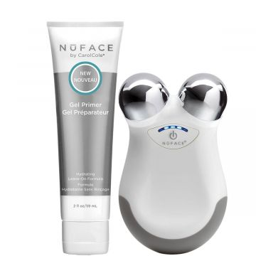 NuFACE Mini Facial Toning Device (includes 2 oz/59 ml Gel Primer)  - 40316