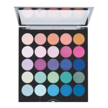 MUA Pro 25 Shade Eyeshadow Palette - Tropical Oceana