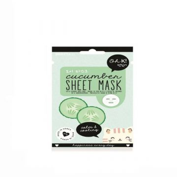 Ohk Cucumber Sheet Mask