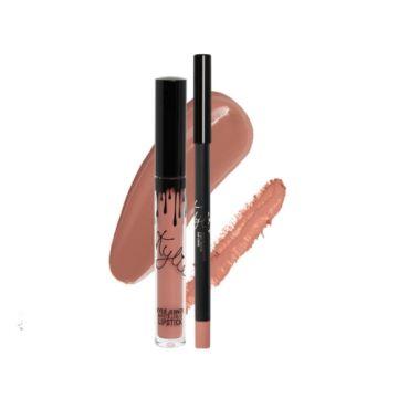 Kylie Matte Liquid Lipstick & Lip Liner - One Wish - US