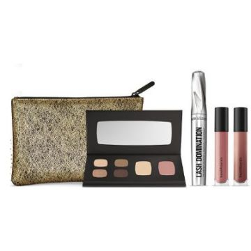 bareMinerals Oohs & Aahs Radiant Collection For Eyes, Lips And Cheeks