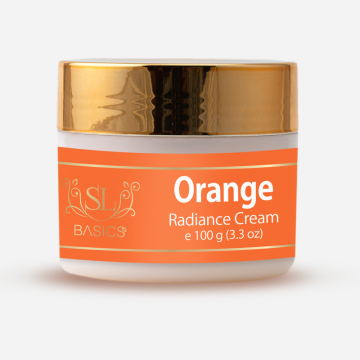 SL Basics Orange Radiance Face Cream - 100g
