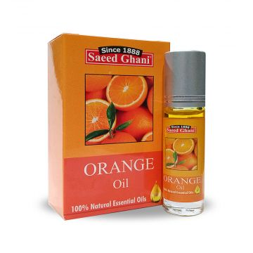 Saeed Ghani Orange Oil - 10ml - 8964000507148