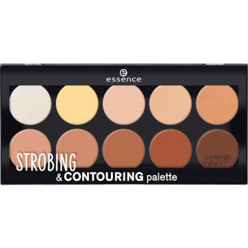 Essence Strobing & Contouring Palette - My Own Make Up Artist (10)
